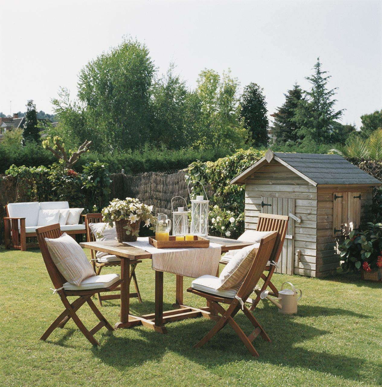 Otthon vid ken for Comedores de jardin baratos